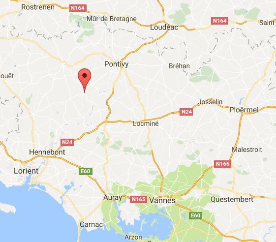 Melrand Un corps démembré et calciné retrouvé dans le Morbihan