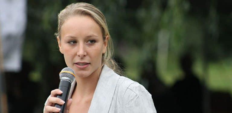 IVG : Marion Maréchal-Le Pen fustige les « lubies de féministes ringardes »