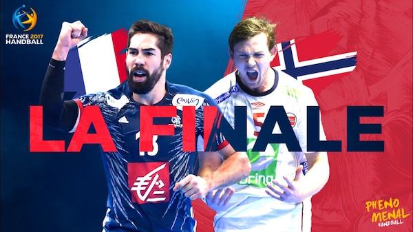 Handball. France-Norvège, place à la finale !