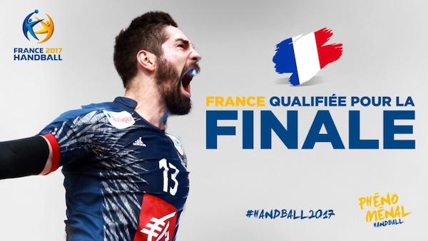 Championnat du monde de handball la france en finale for Championnat du monde de boules carrees
