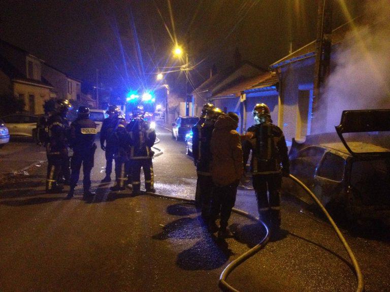 Nantes. Au cœur des incendies du réveillon [Vidéo]