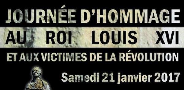 Nantes : commémoration de la mort de Louis XVI