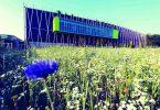 le parc des expositions de la Beaujoire