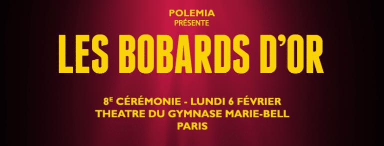 Paris. 8ème cérémonie des Bobards d'Or le 6 février 2017