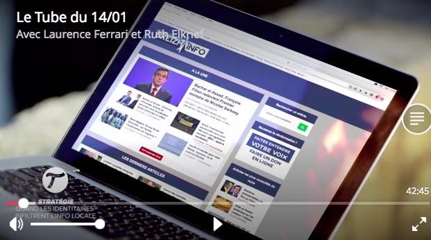 Breizh-info.com vu par Le Tube de Canal + [vidéo]