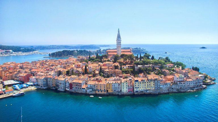 La Croatie. Une destination qui séduit de plus en plus au départ de Nantes