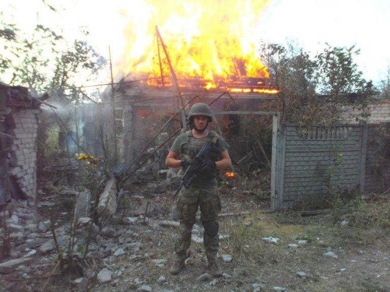 Engagé sur le front au Donbass, un volontaire français témoigne [interview]
