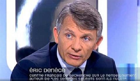 Alain Juillet (DGSE) et Eric Denécé (CF2R) prochainement à l'institut de Locarn