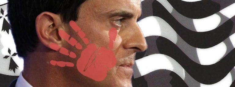 Primaires de la gauche : deuxième gifle en une semaine pour Valls