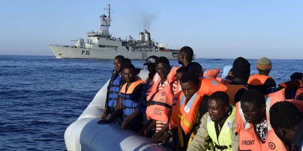 ONG en Méditerranée : les négriers du XXIème siècle.