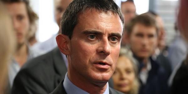 Le jeune homme qui a gliflé Valls fait appel de sa condamnation
