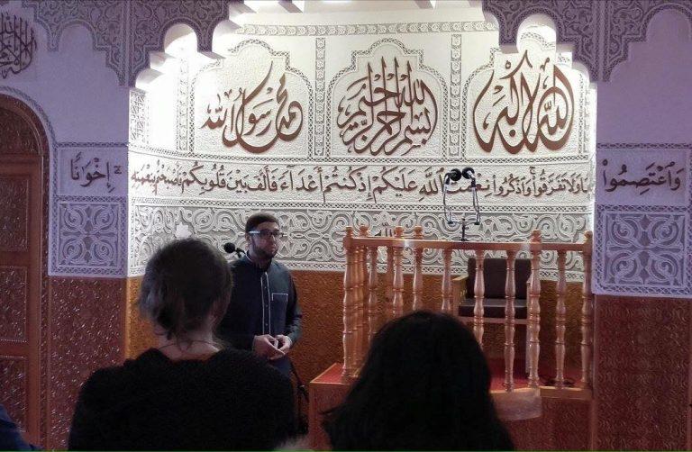 Nantes. Des lycéens du public visitent la mosquée Assalam (UOIF) de Nantes