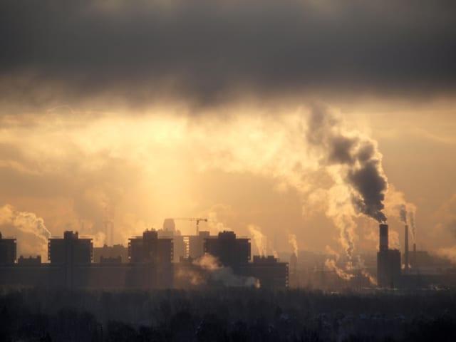 Pollution de l'air : mais que se passe-t-il ?