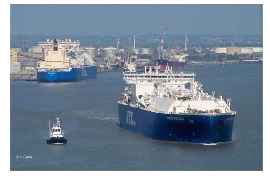 Trafic maritime. Horizon plus clair pour Nantes Saint-Nazaire