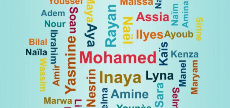 Bretagne. Le taux de prénoms  d'origine musulmane par département explose