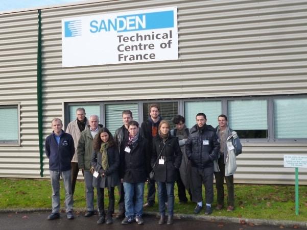 Tinténiac (35): 100 emplois créés chez Sanden