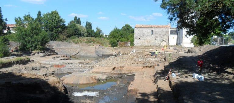 Archéologie : Le Chronographe ouvre ce week-end à Rezé