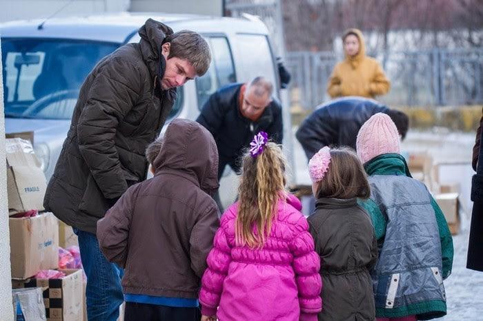 La mission humanitaire de Noël de Solidarité Kosovo s'est achevée