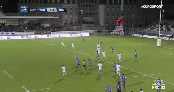 RC Vannes – Biarritz (27-30) : la désillusion !