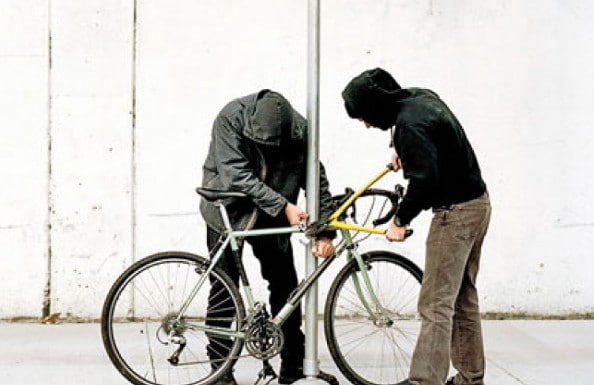 Bicycode. Un moyen simple d'agir contre les vols de vélos