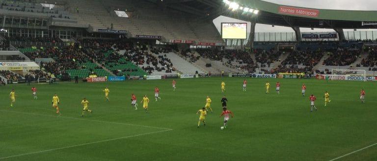 Le manque de réalisme du FC Nantes puni par Nancy