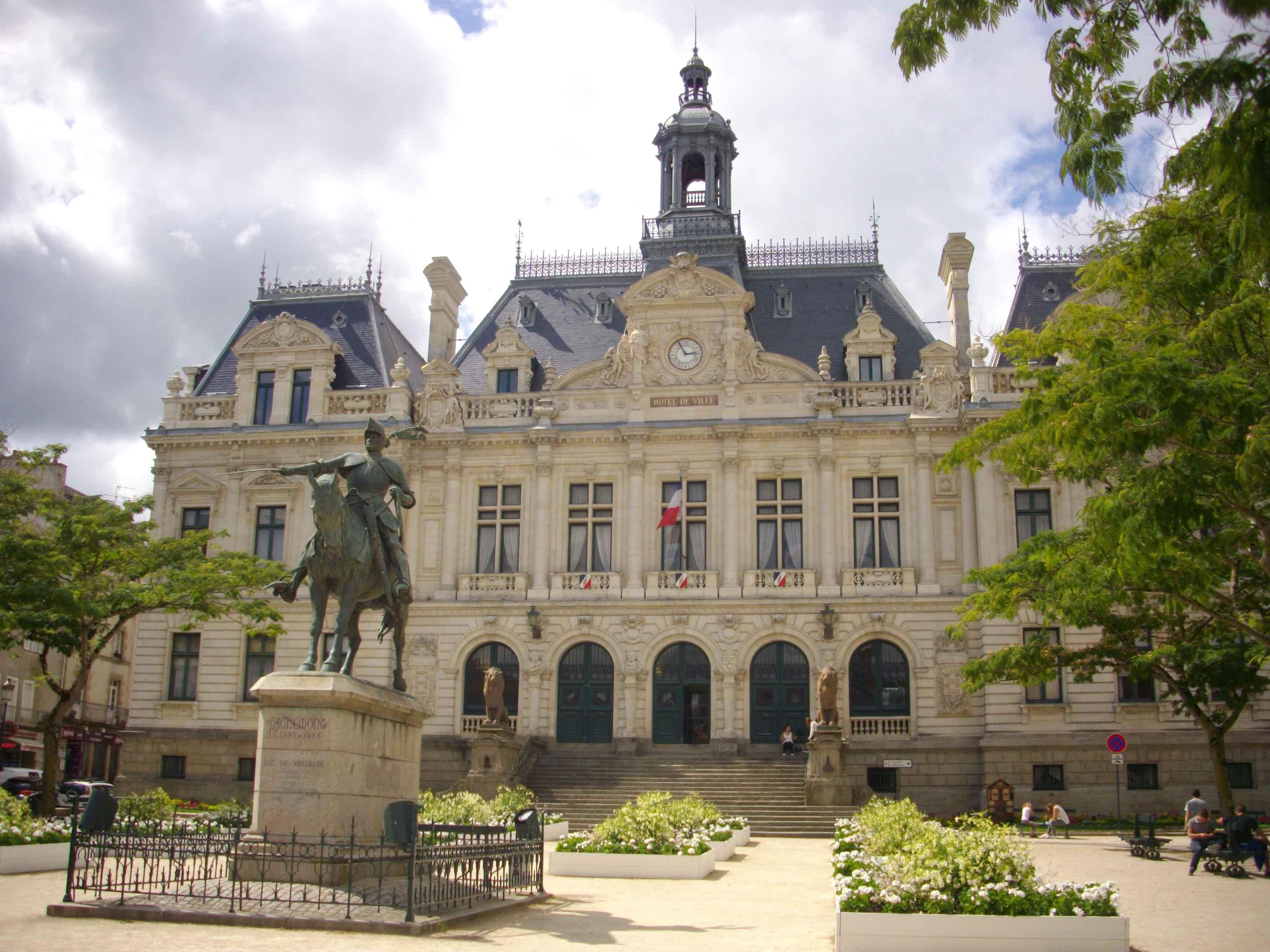 Hotel De France Vannes Centre Ville