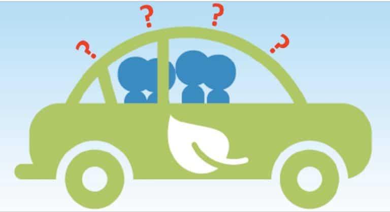 Le covoiturage, une pratique vraiment écologique ?