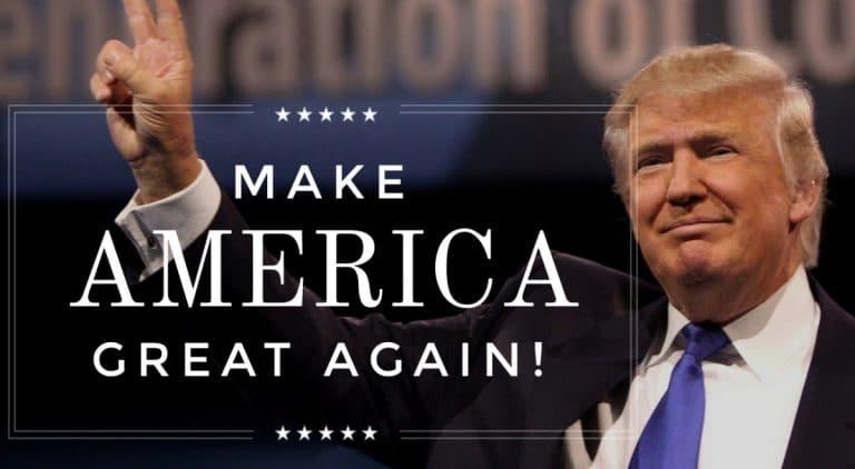 Quand les médias prennent Donald Trump pour un perdreau de l'année