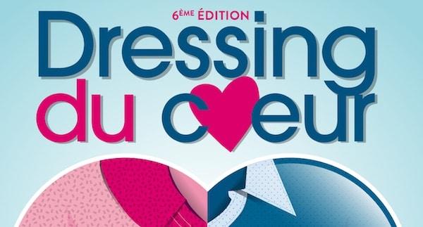 Opération « Dressing du coeur » au profit d'Emmaüs France en mars 2017