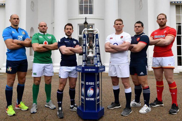 Rugby. Tournoi des six nations : l'Ecosse frappe fort, Angleterre et Galles en demie-teinte