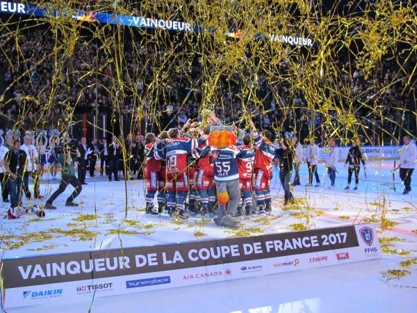 Hockey sur Glace. Grenoble prend sa revanche contre Rouen (3-2 A.p)