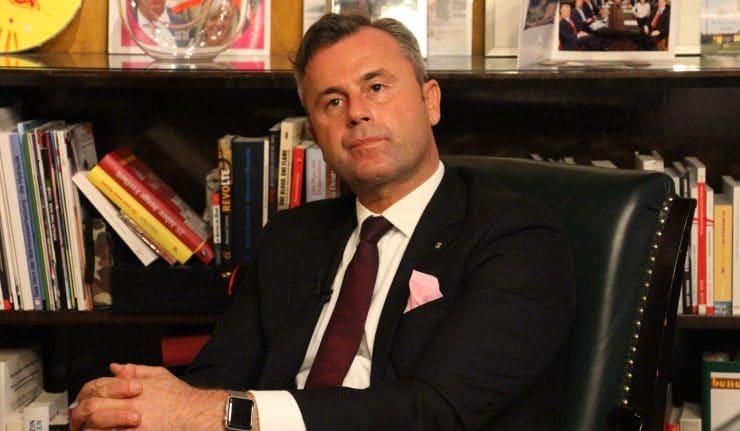 Norbert Hofer : « le FPÖ devrait gagner les prochaines élections, et l'Autriche se rapprochera du groupe de Visegrád » [interview]