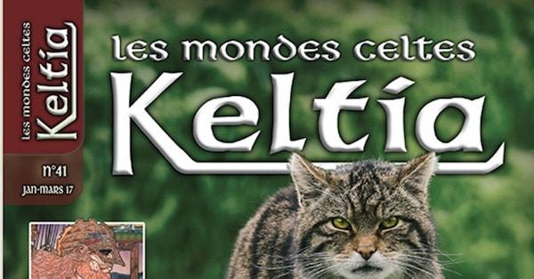 Keltia, les mondes celtes n°41 : le chat !
