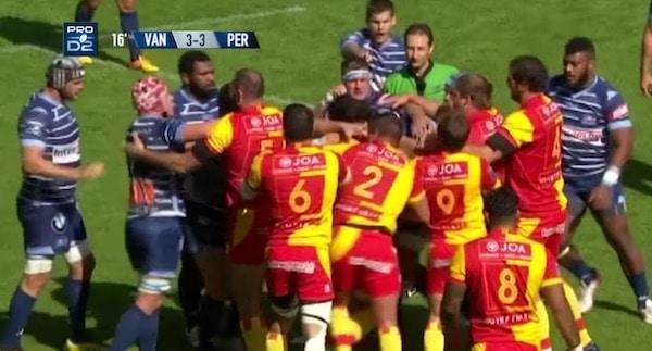 Rugby. RC Vannes : Aller chercher quelque chose à Perpignan [Gagnez vos places pour Aurillac]