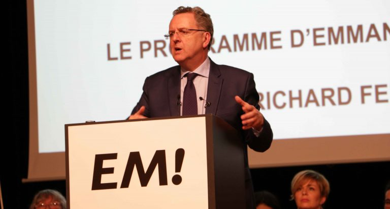 Affaire Richard Ferrand : le ministre de la Cohésion des territoires se défend