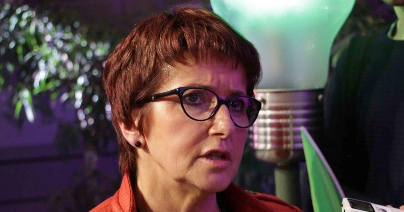 Christiane Lambert FNSEA Brest