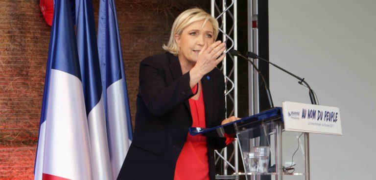 La Trinité-Porhoët (56). Marine Le Pen attire 1500 personnes
