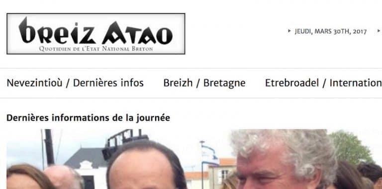 Le site Breizatao.com déréférencé par Google après la condamnation de Boris Le Lay