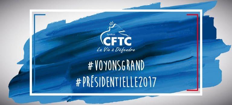 Jean-Luc Mélenchon et Marine Le Pen écartés par la CFTC d'un questionnaire aux candidats à l'élection présidentielle