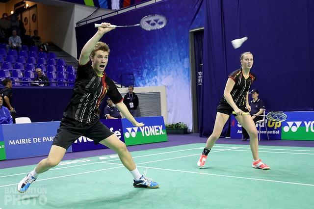 Mulhouse. Un breton aux championnats d'Europe de Badminton