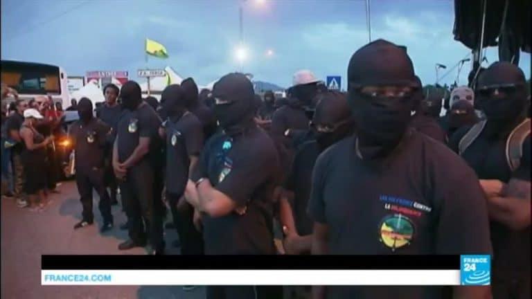 Guyane. « La population compare ce mouvement aux Bonnets rouges » [Interview]