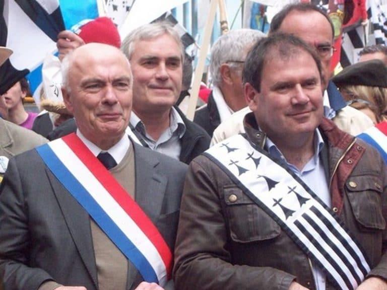 Finistère. Ligne LGV : des élus fascinés par Paris… Christian Troadec aussi
