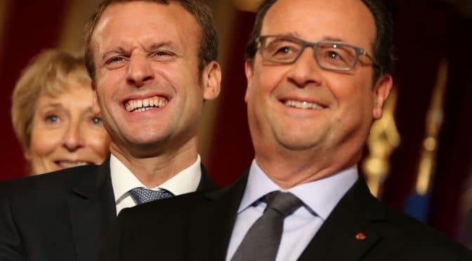 Emmanuel Macron au deuxième tour : le coup de génie de François Hollande ?