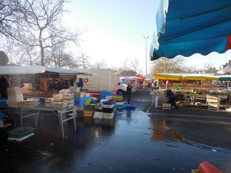 Nantes. : les commerçants des marchés excédés par les pannes d'électricité