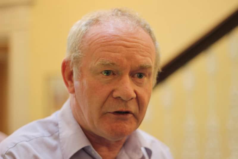 Martin McGuinness, figure de l'IRA, est mort
