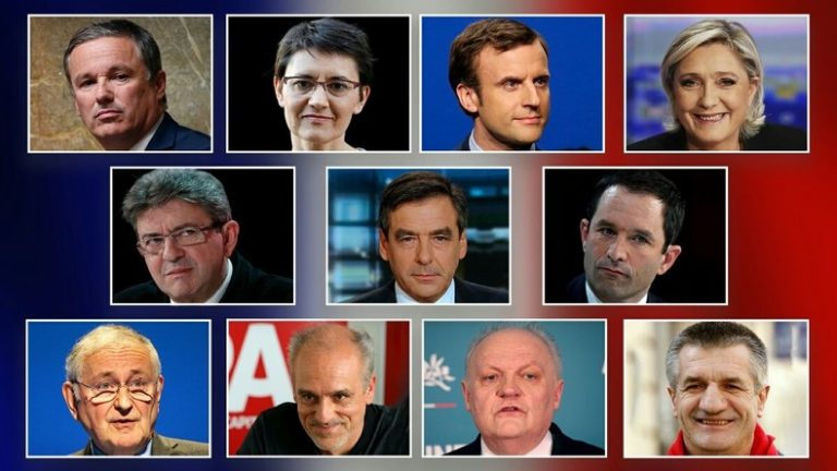 Bretagne. Les dates des prochains meetings des candidats à l'élection présidentielle