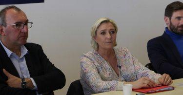 Marine Le Pen Erquy