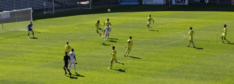 Jeunes du FC Nantes : une défaite et de violents affrontements à la Beaujoire