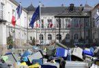 Eboueurs Nantes Mairie Johanna Rolland