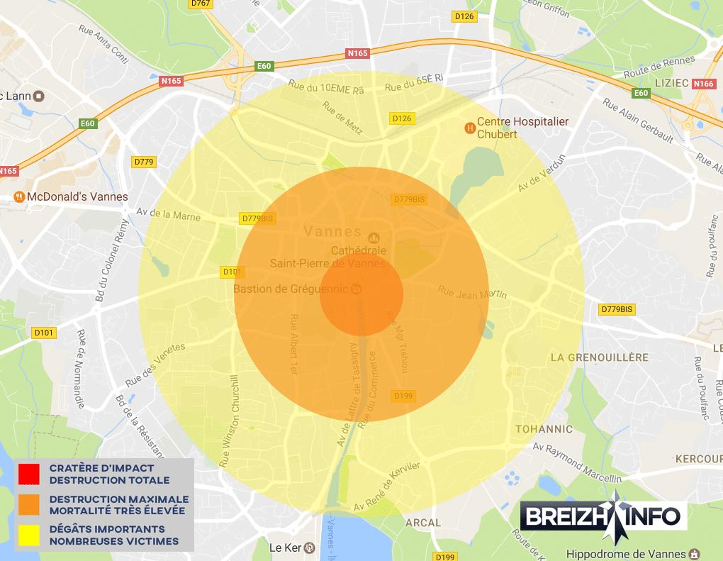 MOAB Bretagne Bombe